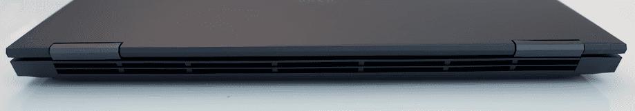 HP Omen 15 EN0029NR ventilacion trasera